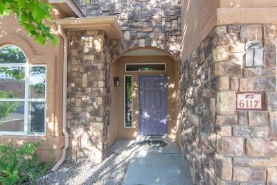 Rio Rancho Single Family Home For Sale: 6117 Cielo Grande Drive NE