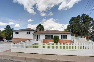Albuquerque Single Family Home For Sale: 3525 Haines Avenue NE