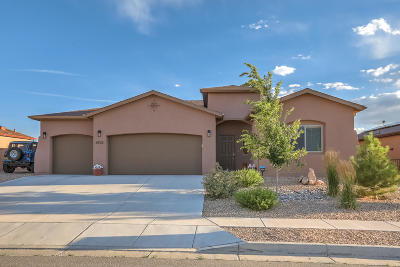 Rio Rancho Single Family Home For Sale: 6933 Mountain Hawk Loop NE