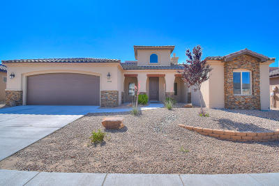 Single Family Home For Sale: 1560 Corta Corona SW