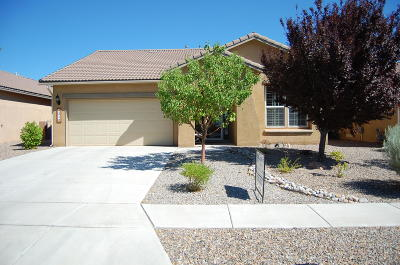 Rio Rancho Single Family Home For Sale: 4212 North Pole Loop