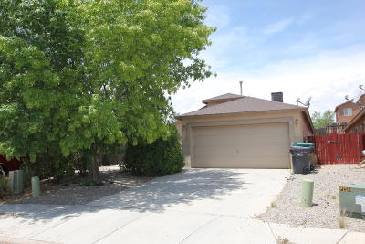 Rio Rancho Single Family Home For Sale: 4715 Akita Court NE