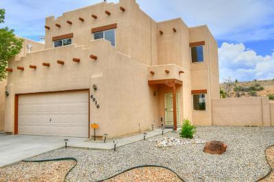 Single Family Home For Sale: 6916 Calle Margarita NE