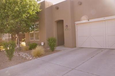 Albuquerque Single Family Home For Sale: 6835 Vista Del Sol Drive NW