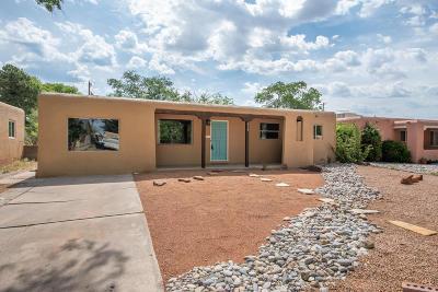 Albuquerque Single Family Home For Sale: 816 Indiana Street SE