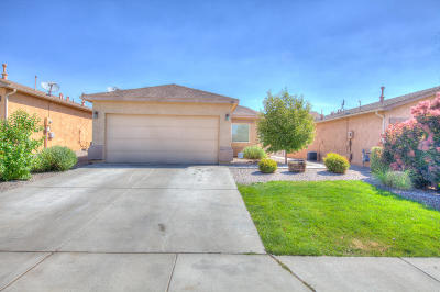 Rio Rancho Single Family Home For Sale: 949 Saw Mill Road NE