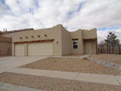 Los Lunas Single Family Home For Sale: 301 Big Sky Avenue SW