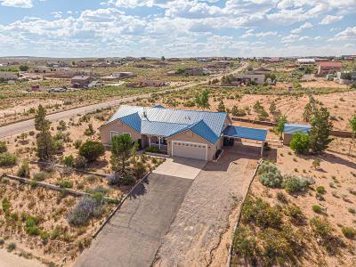 Rio Rancho Single Family Home For Sale: 2601 Inca Road NE