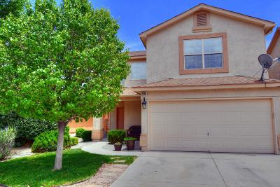 Bernalillo County Single Family Home For Sale: 9704 Puccini Trail NW