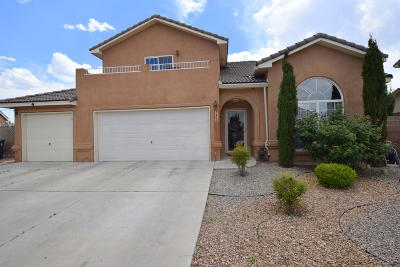 Albuquerque Single Family Home For Sale: 7400 Inwood Court NW