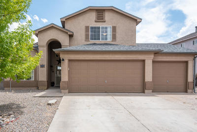 Rio Rancho Single Family Home For Sale: 3406 Stony Meadows Circle NE