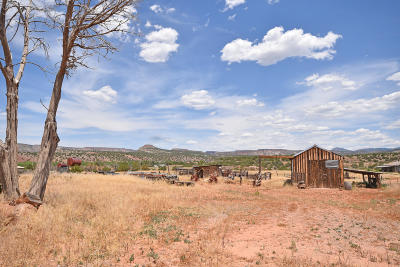 Sandoval County Residential Lots & Land For Sale: 3744 New Mexico State 290 Road
