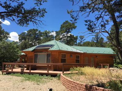 Bernalillo County Single Family Home For Sale: 12 Tall Pinons Road