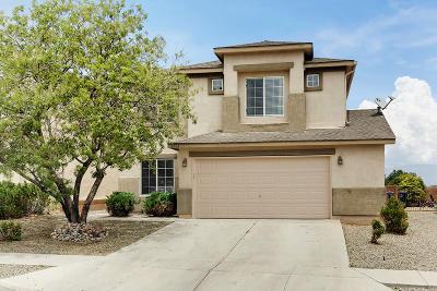 Albuquerque Single Family Home For Sale: 2704 Blue Sky Street SW