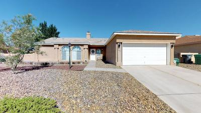 Rio Rancho Single Family Home For Sale: 481 Nicklaus Drive SE