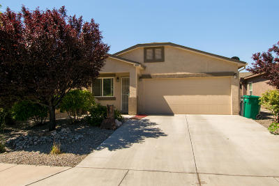 Rio Rancho Single Family Home For Sale: 952 Saw Mill Road NE