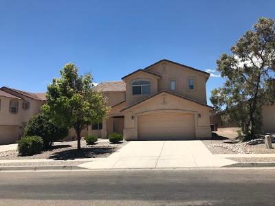 Rio Rancho Single Family Home For Sale: 1405 Ducale Drive SE