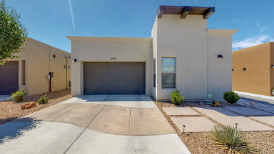 Albuquerque Single Family Home For Sale: 5932 Mafraq Avenue NW