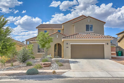 Rio Rancho Single Family Home For Sale: 2829 Delicias Road SE