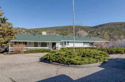 Placitas Single Family Home For Sale: 901 State Highway 165