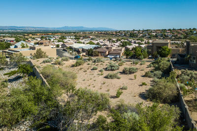 Bernalillo County Residential Lots & Land For Sale: 4543 Magic Sky Court NW