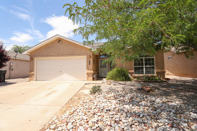 Rio Rancho Single Family Home For Sale: 4329 Snow Heights Circle SE