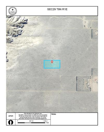 Bernalillo County Residential Lots & Land For Sale: Off Pajarito Road SW