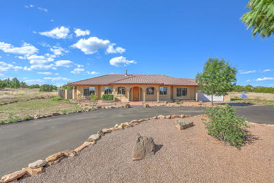 Santa Fe County Single Family Home For Sale: 32 Fonda Road