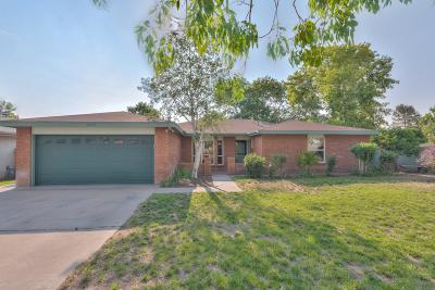 Albuquerque Single Family Home For Sale: 7309 Malaga Drive NE