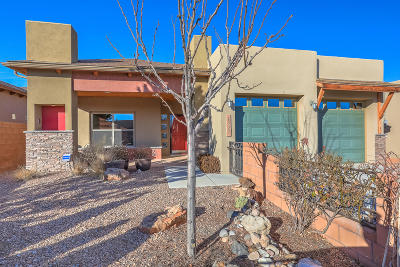 Albuquerque Single Family Home For Sale: 6527 Jazmin Place NW
