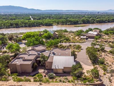 Albuquerque Single Family Home For Sale: 3571 Sequoia Place NW