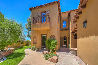 Albuquerque Single Family Home For Sale: 8905 Oakland Court NE
