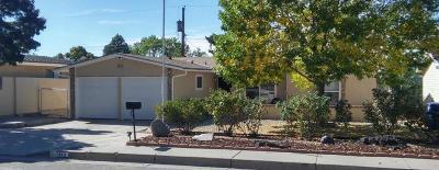 Albuquerque NM Single Family Home For Sale: $189,900
