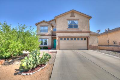 Valencia County Single Family Home For Sale: 5 Vista Del Cerro Drive