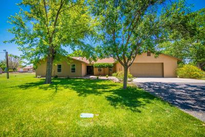 Valencia County Single Family Home For Sale: 7 Calle Amable