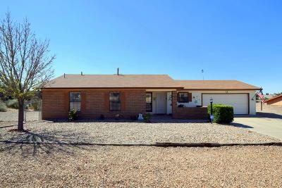 Rio Rancho Single Family Home For Sale: 4316 David Court NE