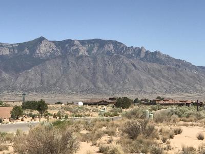 Rio Rancho Residential Lots & Land For Sale: 3225 Vatapa Road NE