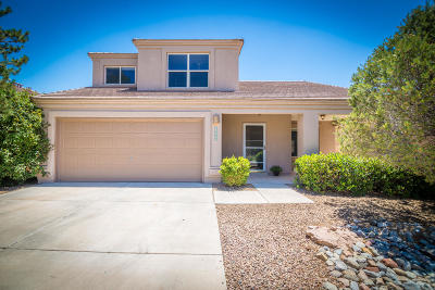 Albuquerque Single Family Home For Sale: 3920 Tundra Swan Court NW