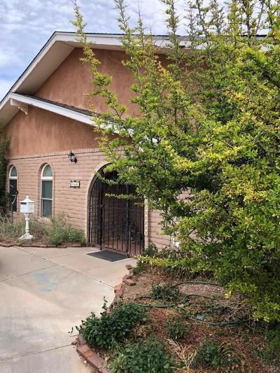 Socorro County Single Family Home For Sale: 1304 Kitt Place