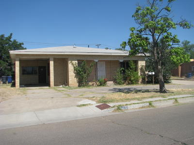 Albuquerque Single Family Home For Sale: 475 Loma Hermosa Drive NW