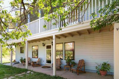Tijeras, Cedar Crest, Sandia Park, Edgewood, Moriarty, Stanley Single Family Home For Sale: 29 McLaughlin Lane