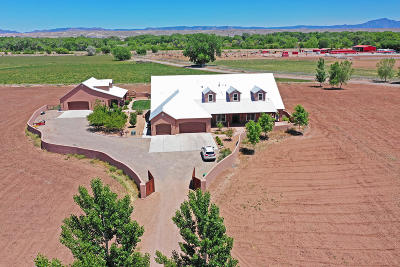 Bernalillo County Farm & Ranch For Sale: 6400 Isleta Boulevard SW