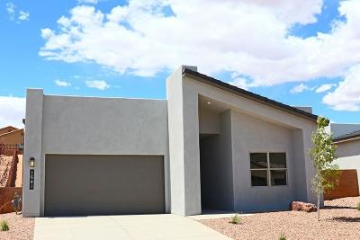 Rio Rancho Single Family Home For Sale: 2457 Lynn Drive SW