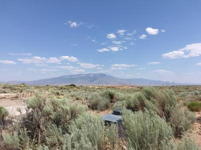 Rio Rancho Residential Lots & Land For Sale: 4100 Tate Court NE