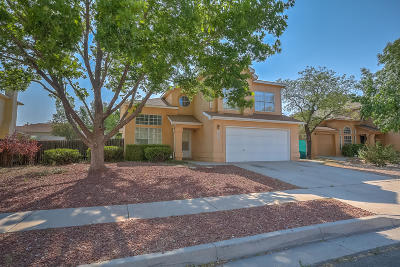 Albuquerque Single Family Home For Sale: 6611 Mesa Solana Place NW