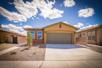 Valencia County Single Family Home For Sale: 251 Rio Chama Circle SW