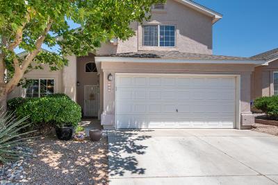 Albuquerque Single Family Home For Sale: 7109 Red Hawk Road NE
