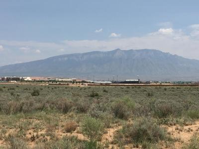 Rio Rancho Residential Lots & Land For Sale: 3406 Terrene Road NE