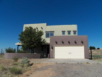 Rio Rancho Single Family Home For Sale: 413 Afuste Road NE