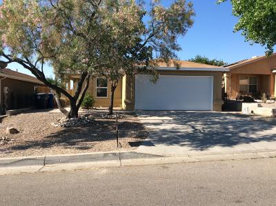 Albuquerque Single Family Home For Sale: 10704 Teal Road SW